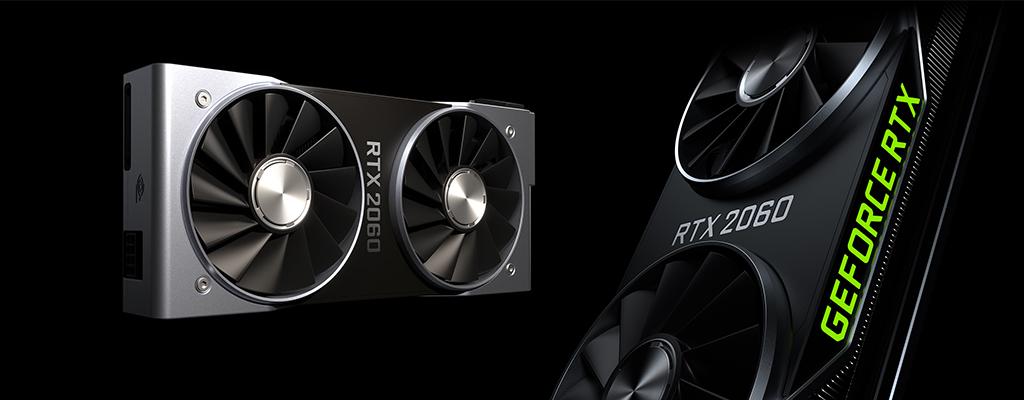GeForce RTX 2060 kommt – für weniger Geld, aber mehr Power als 1070 Ti