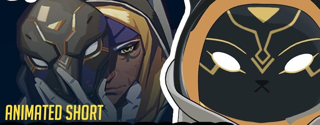 """Overwatch: Im neusten """"Animated Short"""" sind Ana und Soldier: 76 Katzen"""