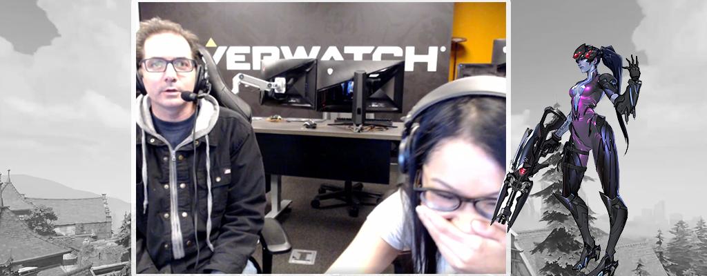 """Jeff Kaplan: """"Wenn Euch die Meta in Overwatch nicht gefällt, spielt Überraschungshelden"""""""