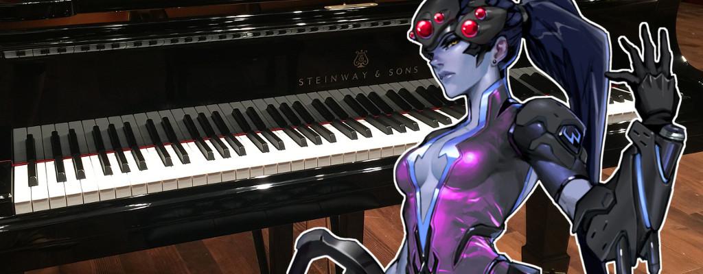 Die neue Overwatch-Map hat ein Piano und alle lieben es