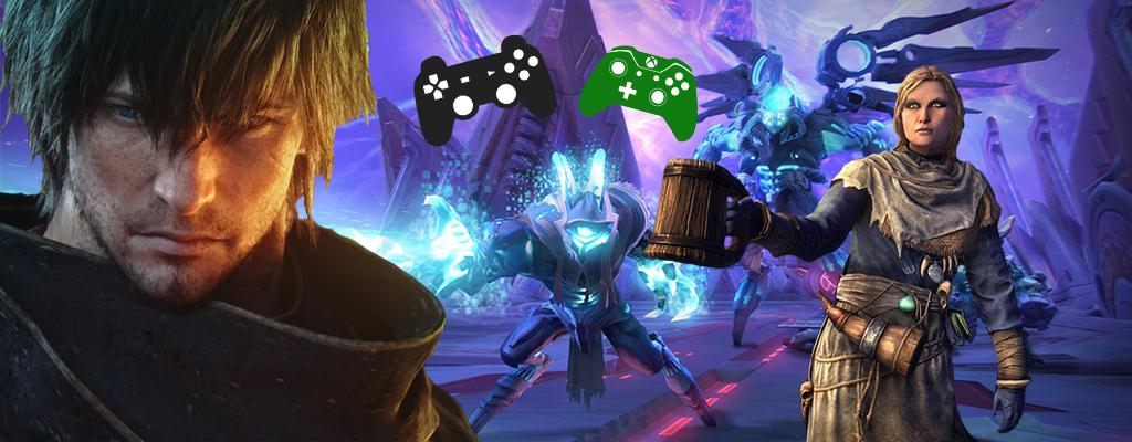 Die 7 besten MMORPGs auf PS4 & Xbox One, die Ihr 2020 spielen könnt