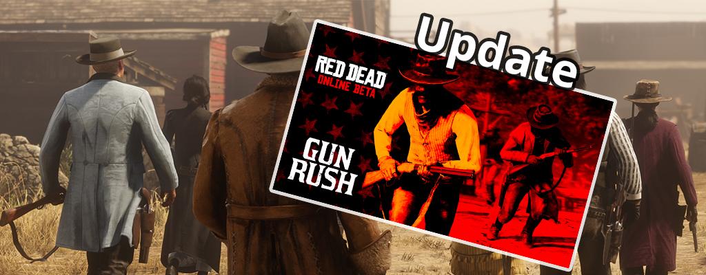 Red Dead Online: Neues Update ist da – Bringt Spielmodus Gun Rush