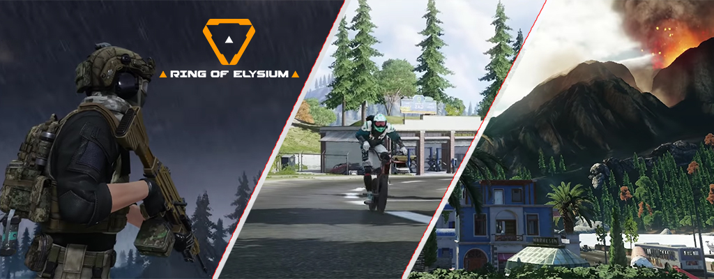 Ring of Elysium: Season 2 bringt Vulkan und BMX-Räder ins Battle Royale