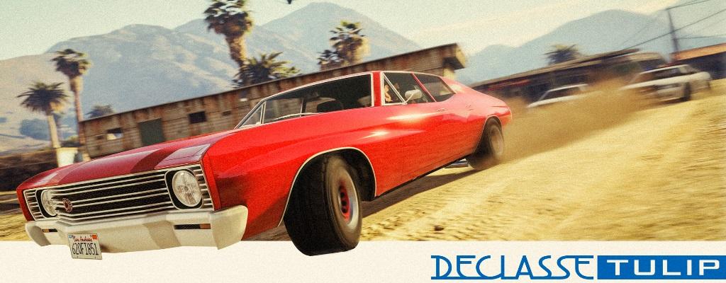 Warum jeder das neue Auto in GTA 5 cool findet, aber nicht fahren möchte