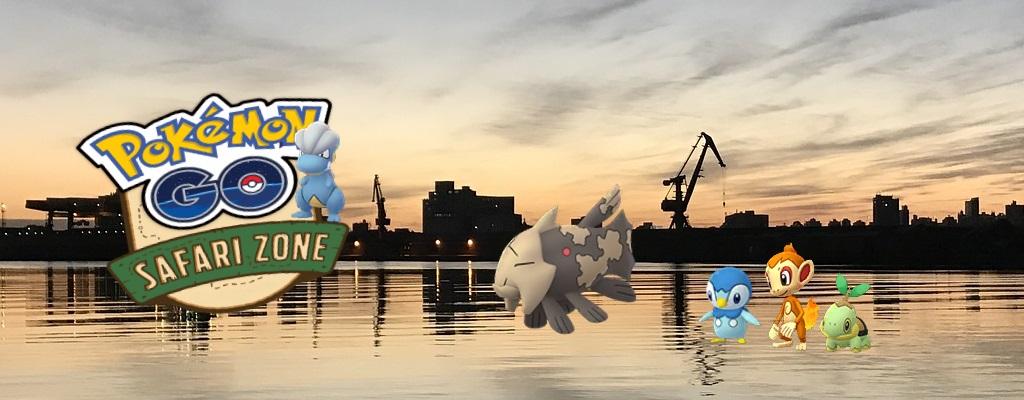 Pokémon GO kündigt 1. Safari-Zone 2019 an – Das wissen wir