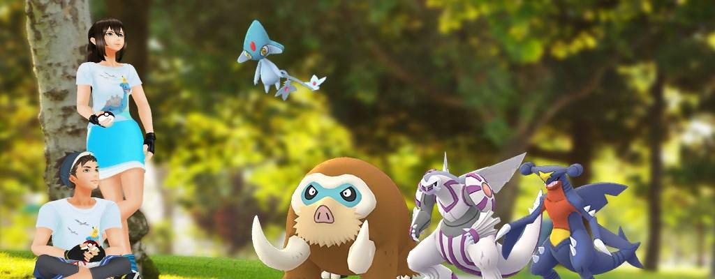 Pokémon GO: Die 10 besten Pokémon der 4. Generation, die noch fehlen