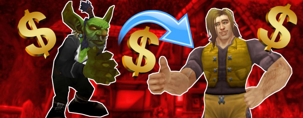 WoW: Für Vorteil im Raid gibt Profi-Gilde Gold im Wert von 1500$ aus