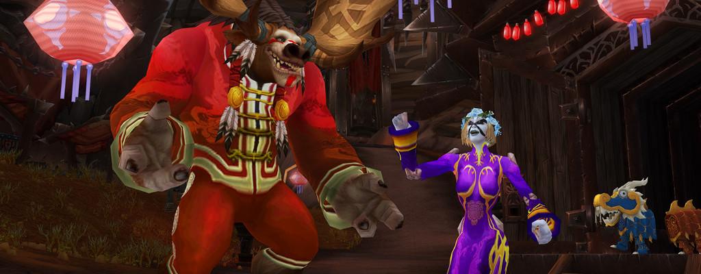 Mondfest in World of Warcraft: Das ist neu in 2019