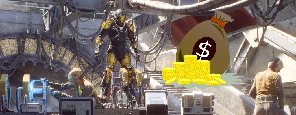 Pay2Win in Anthem? Der Entwickler gibt eine klare Antwort