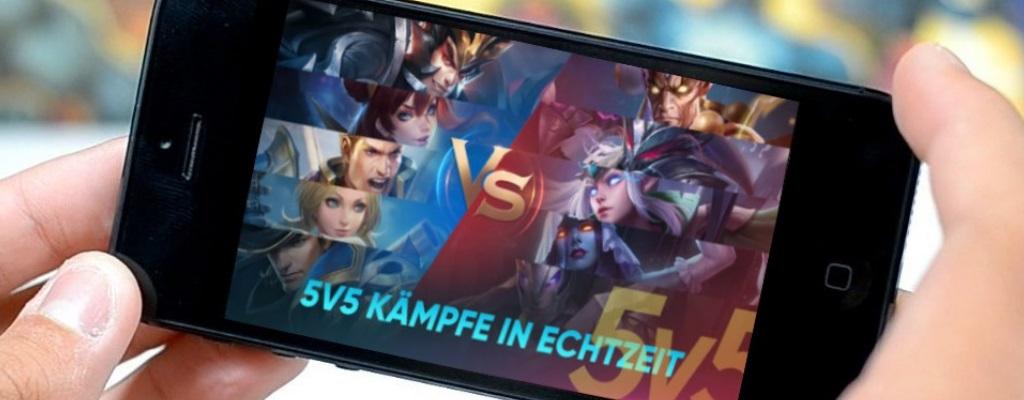 Spieler sucht Handy-Signal für Mobile-MMO, stirbt tragisch