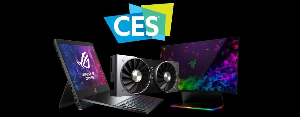Die 5 schärfsten Gaming-Neuheiten von der Tech-Messe CES 2019