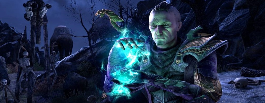 Elder Scrolls Online: Trailer für neue Klasse Nekromant zeigt seine Fähigkeiten