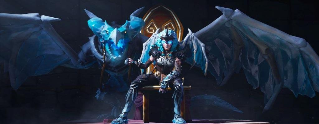 Spieler finden seit Wochen Hinweise, dass Drachen zu Fortnite kommen