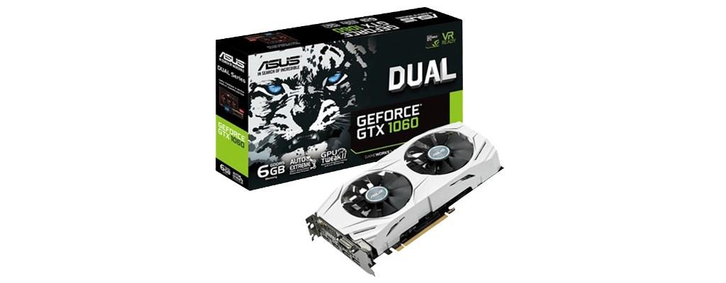 Diese gute GeForce GTX 1060 von Asus gibt es aktuell günstig bei Saturn