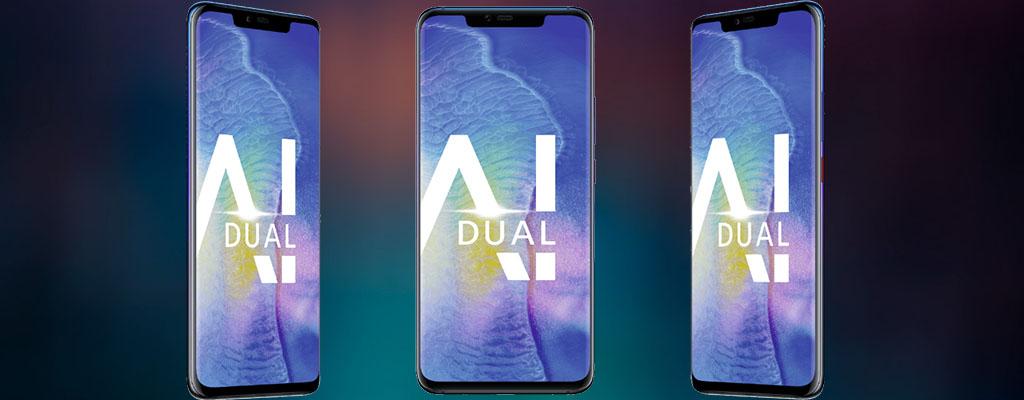 MediaMarkt: Huawei Mate 20 Pro mit Tarifangebot zum Bestpreis