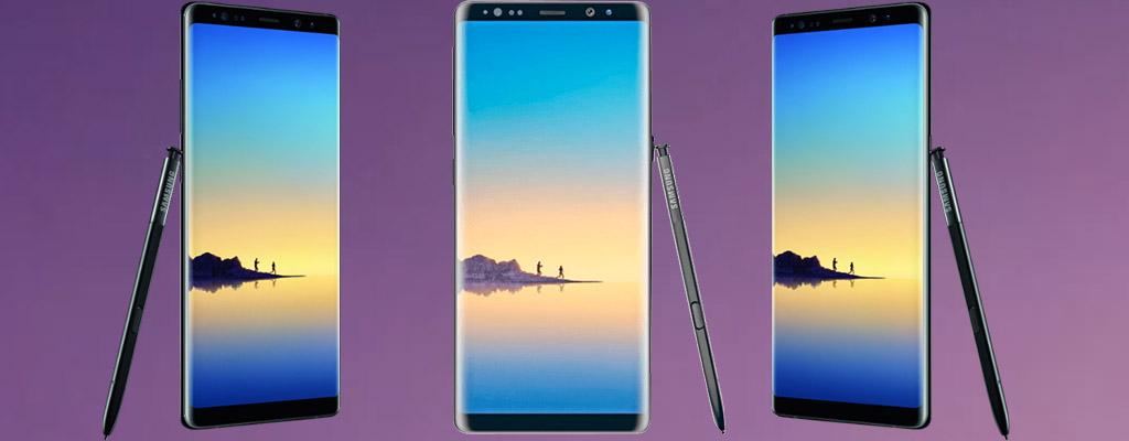 Günstiger habt ihr das Samsung Galaxy Note 8 noch nie bekommen