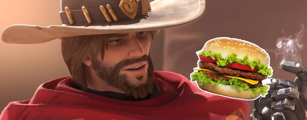Fans feiern verrückte Fastfood-Skins in Overwatch