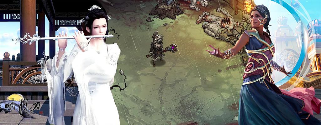 5 MMORPGs in Entwicklung, von denen du noch nie gehört hast