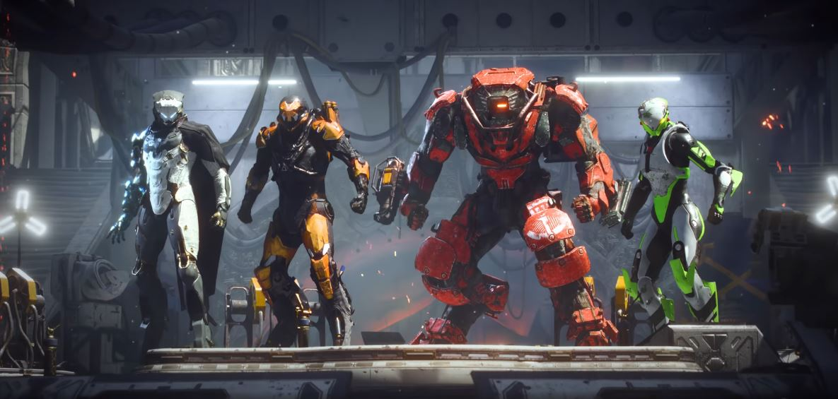Anthem: Server-Status – Live-Ticker zum Early-Access-Release