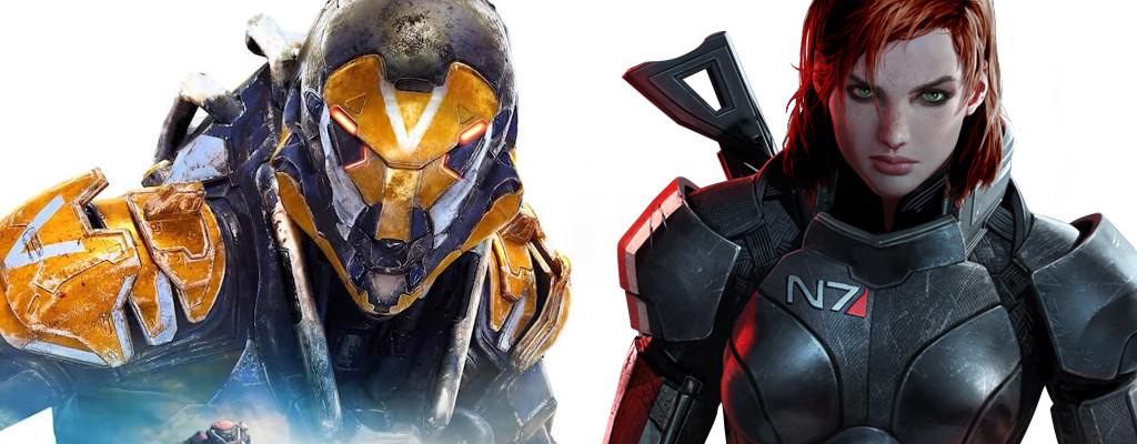 Anthem hat viel von Mass Effect übernommen, aber nur das Beste