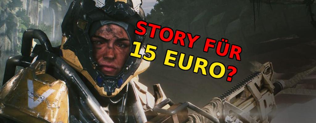 Anthem: So könnt ihr die Story für 15€ durchzocken