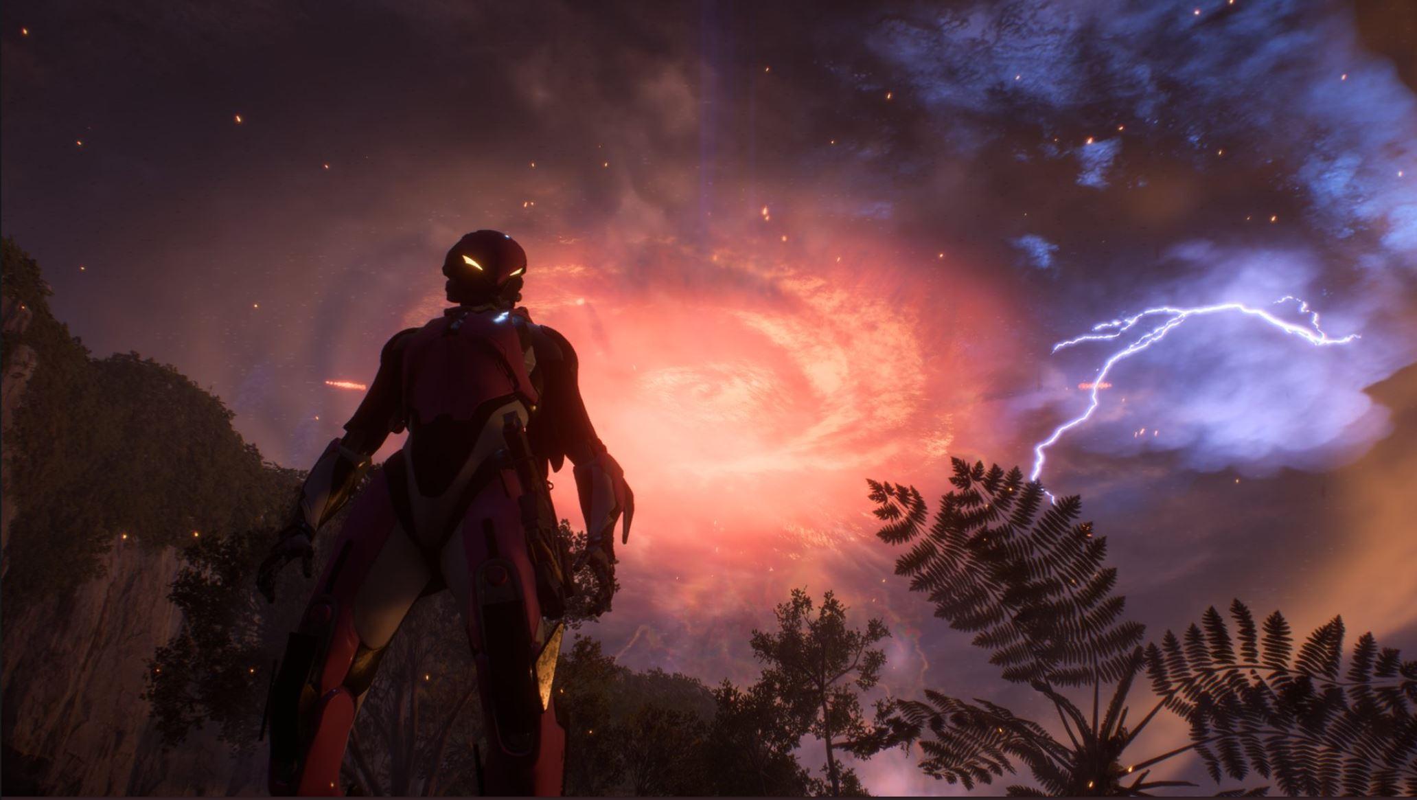 Anthem: Demo brachte zum Abschluss einen riesigen Titanen