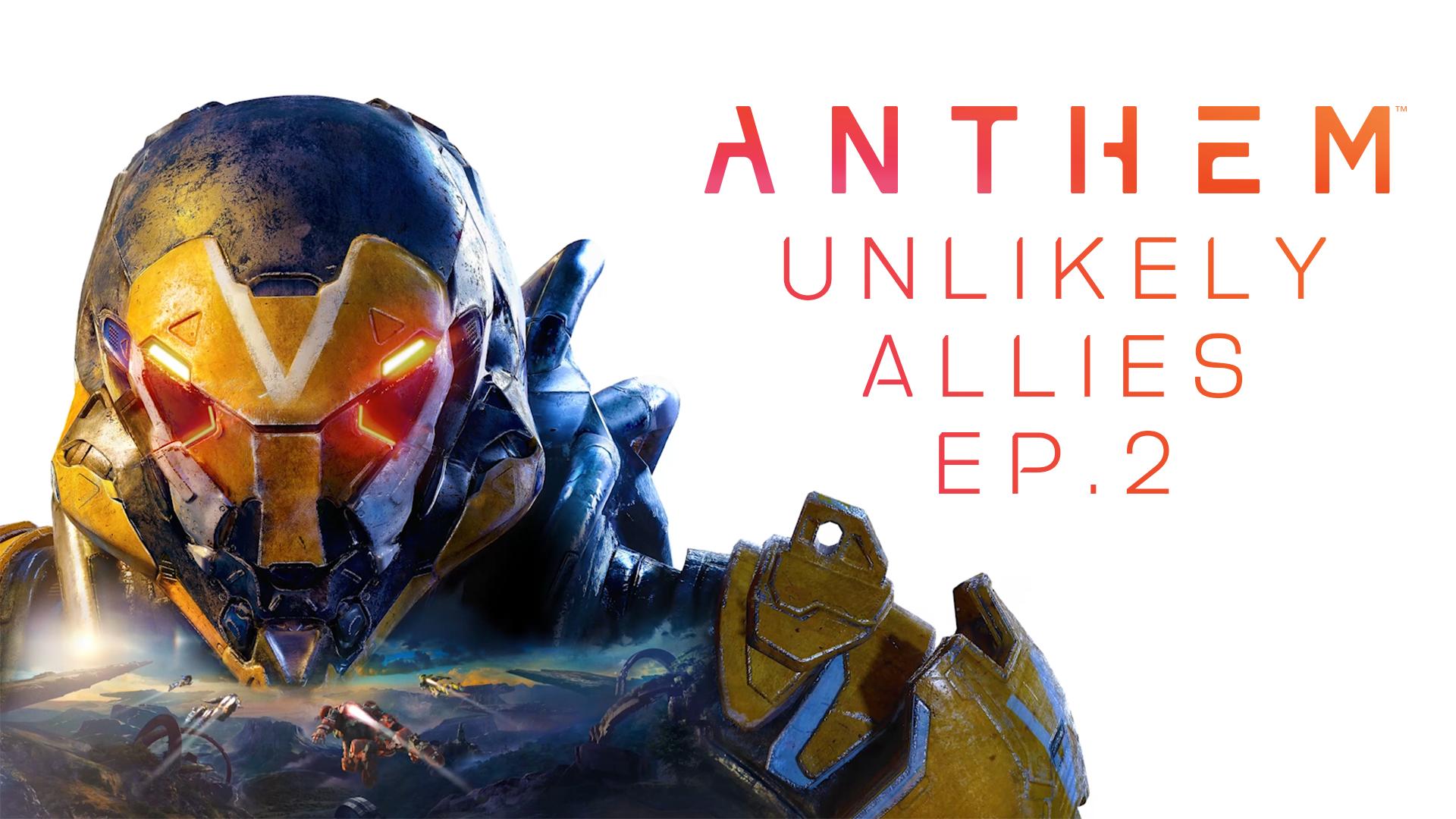 Anthem: Seht euch jetzt Episode 2 mit dem Heider und seinen chaotischen Streaming-Kollegen an