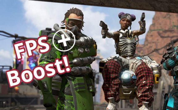 Apex Legends FPS Boost Titel