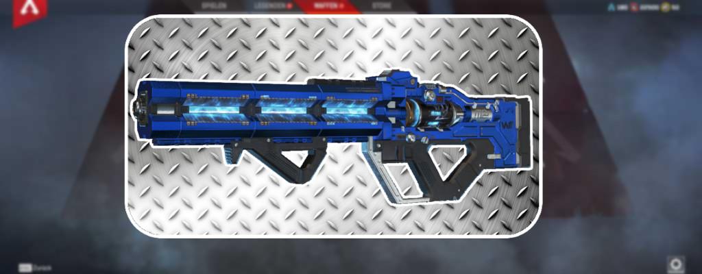 Die Havoc in Apex Legends: So spielt Ihr das neue Gewehr richtig
