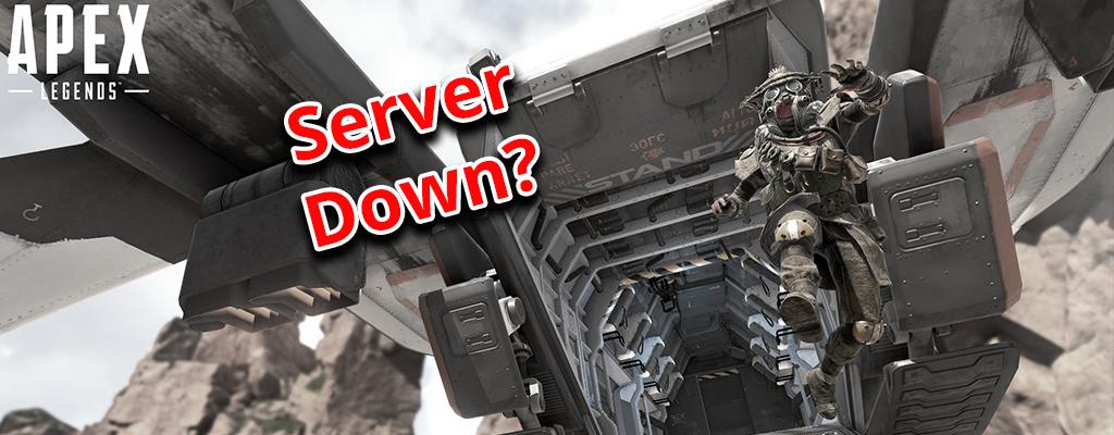 Apex Legends: Server Down – PC-Spieler stecken im Ladebildschirm