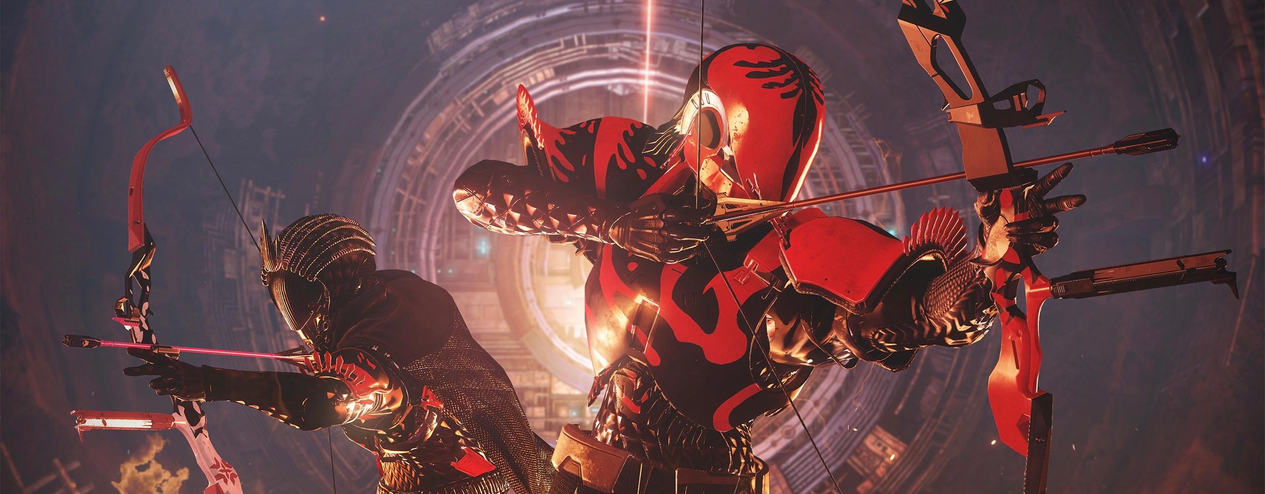Das Beste an der Scharlach-Woche in Destiny 2 ist dieser miese Bogen