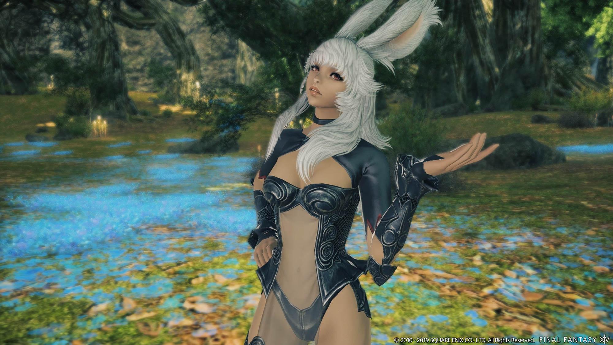 MMORPG Final Fantasy XIV ändert Detail an neuer Klasse, weil es Trypophobie auslöst