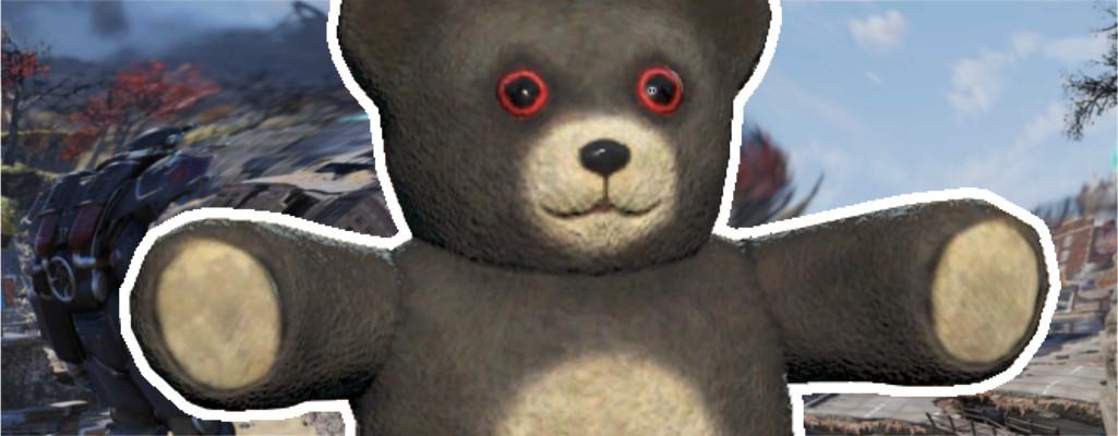 Diese 4 Teddybären in Fallout 76 führen Seltsames im Schilde