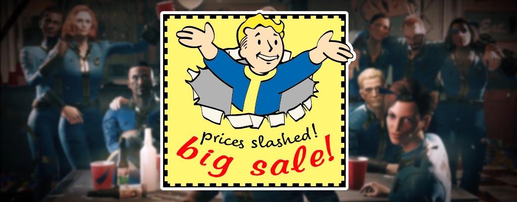 In Fallout 76 gibt's Items für echtes Geld, aber Bethesda findet das okay