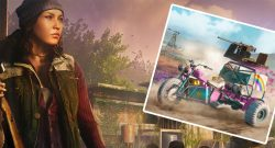Far Cry New Dawn Einhorn Trike Titel