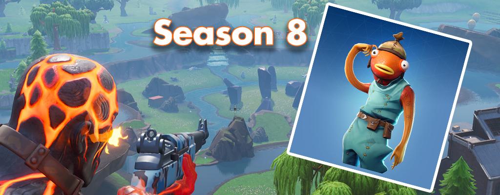 Fortnite Season 8: Wann ist Start und was erwartet uns?