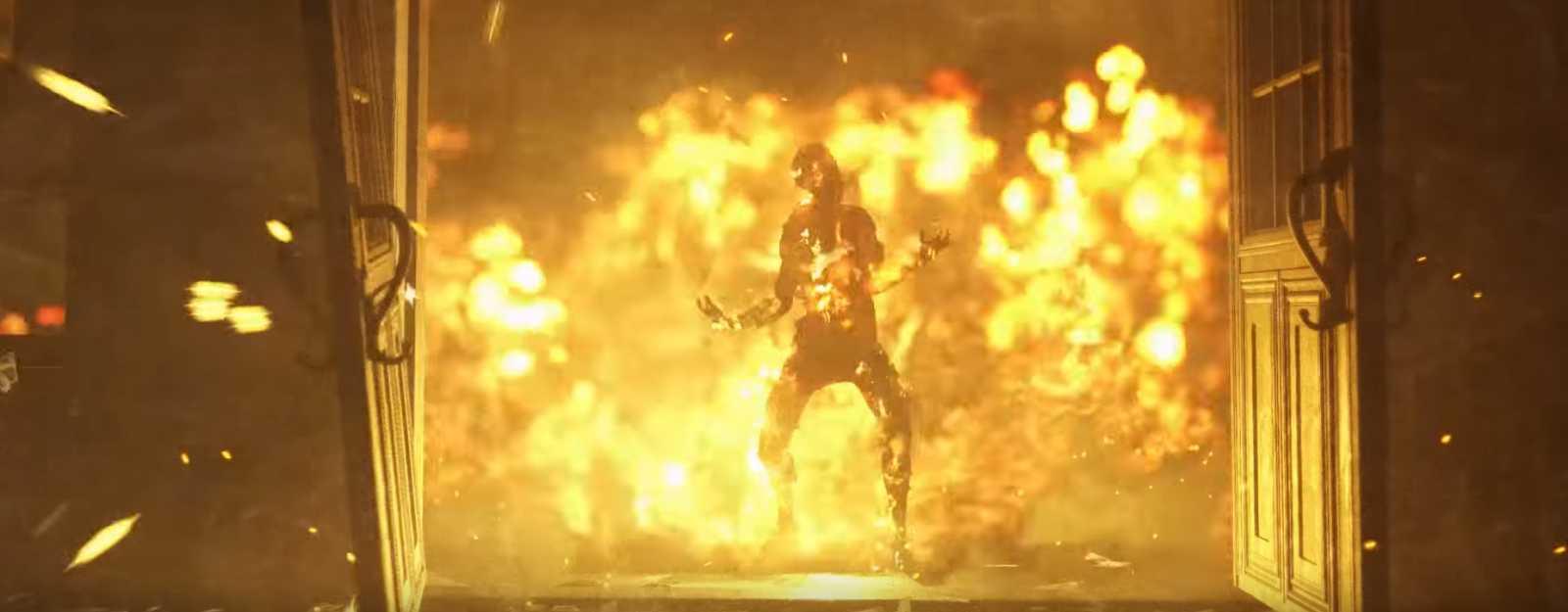 Das neue Monster in Hunt: Showdown brennt, schreit und ist einfach irre