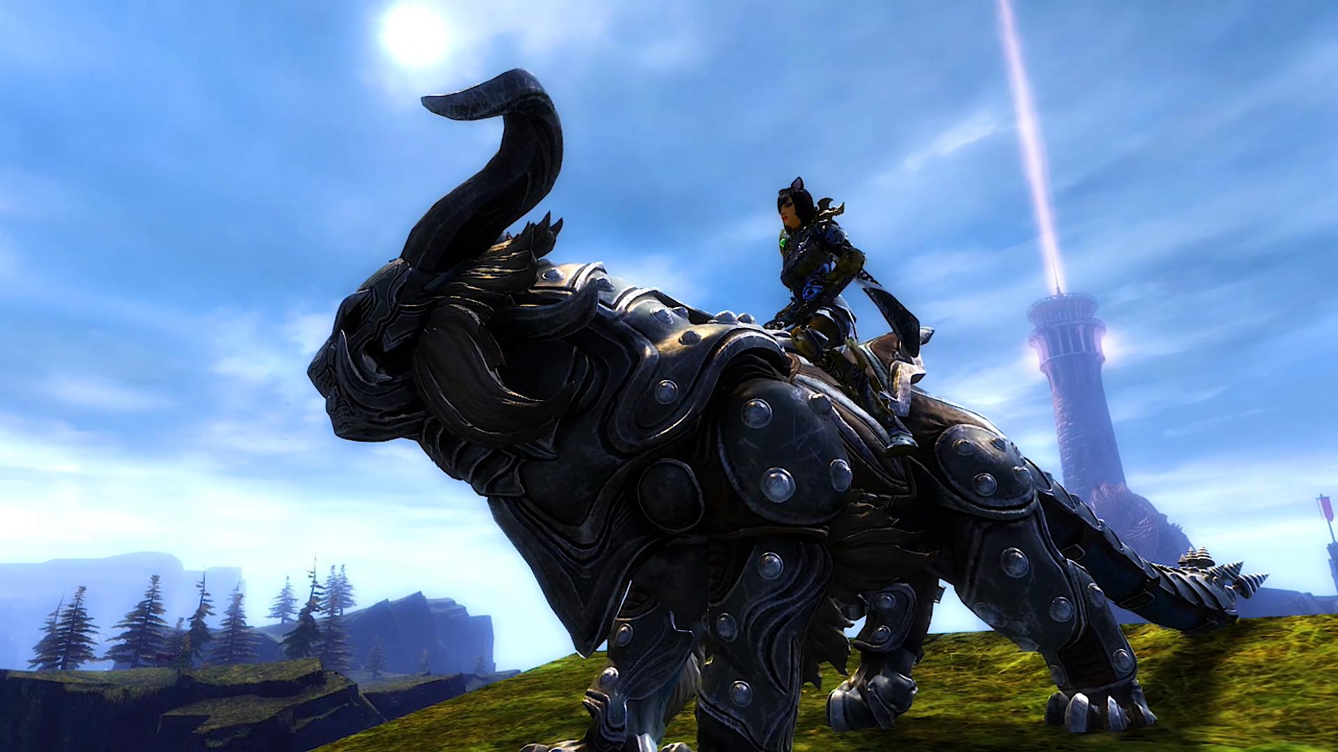 Guild Wars 2 kündigt Reittier an, das niemand haben wollte