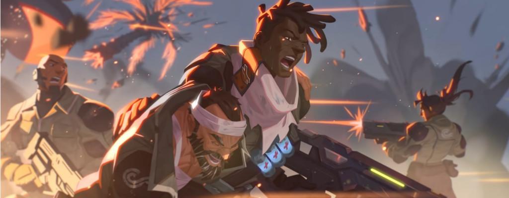 """""""Endlich kein Klischee-Charakter"""", sagen die Overwatch Fans zu Baptiste"""