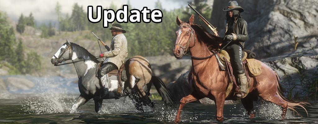Red Dead Online kündigt endlich großes Update an – Das sind die Inhalte