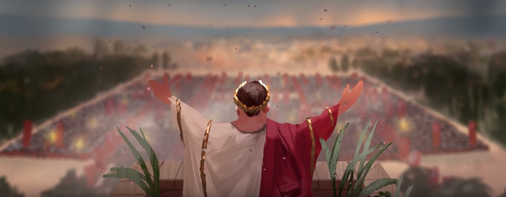 Das erste große Aufbau-MMO? In Romans: Age of Caesar baut Ihr gemeinsam Städte