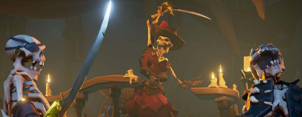 Sea of Thieves: So kommt das neue Mega-Update an