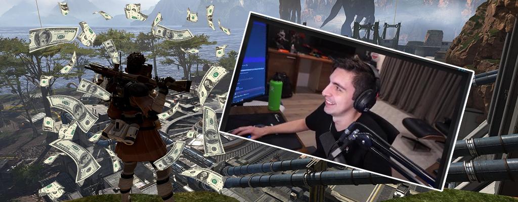 Apex Legends spendet Shroud 500 Abos auf Twitch – Spieler fragen: Dürfen sie das?