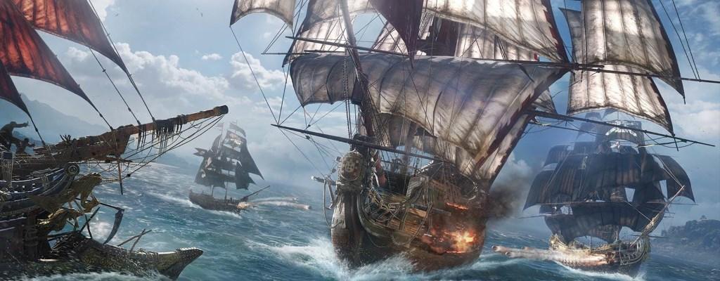 Ubisoft kündigt TV-Serie zu Skull & Bones an – Wird es wie Defiance?