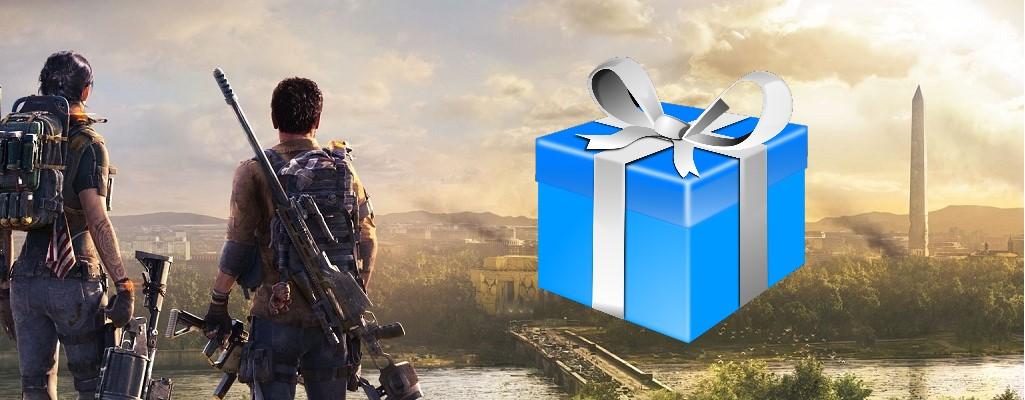 Wer The Division 2 auf dem PC vorbestellt, bekommt ein Geschenk