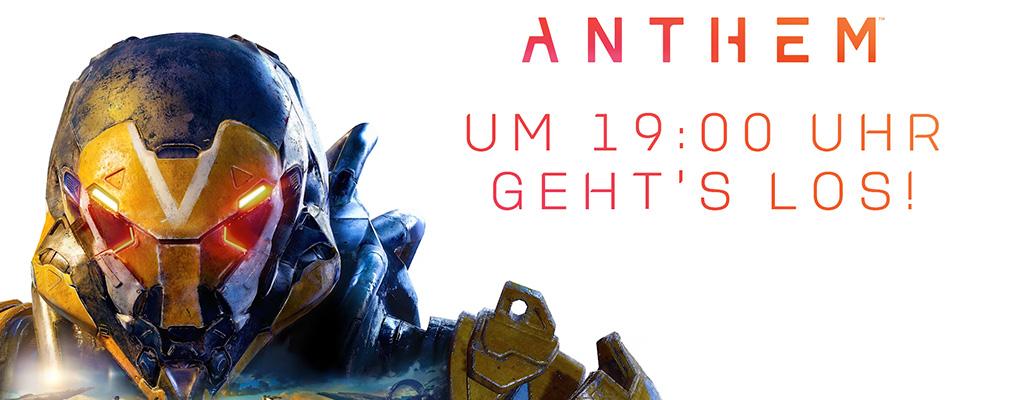 """""""Anthem Unlikely Allies"""" auf MAX – Vier Wochen volle Javelin-Power mit dem Heider"""