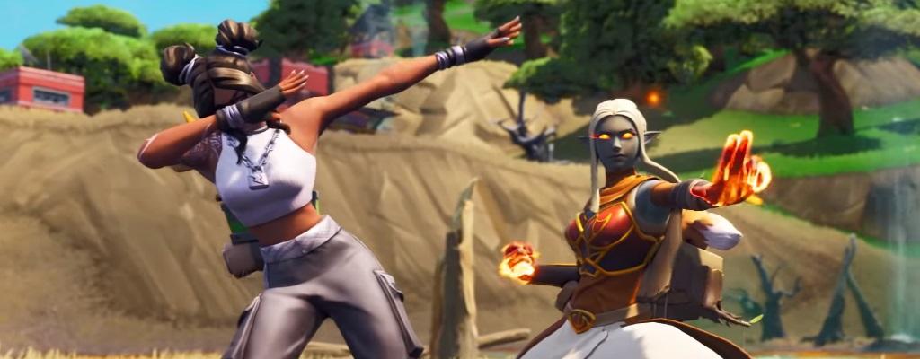 Battle-Pass-Trailer zu Season 8 in Fortnite zeigt 3 Skins und Kanonen