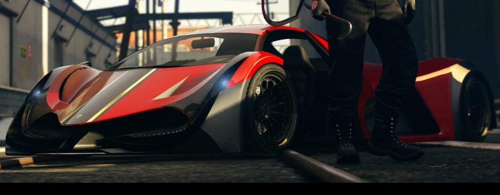 Gta 5 Bringt Neues Luxusauto Doch Diesmal Sind Die Spieler