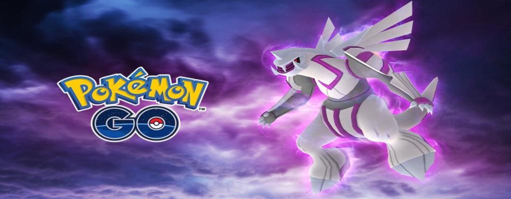 Pokémon GO: Palkia ist schwer zu fangen – So geht's leichter