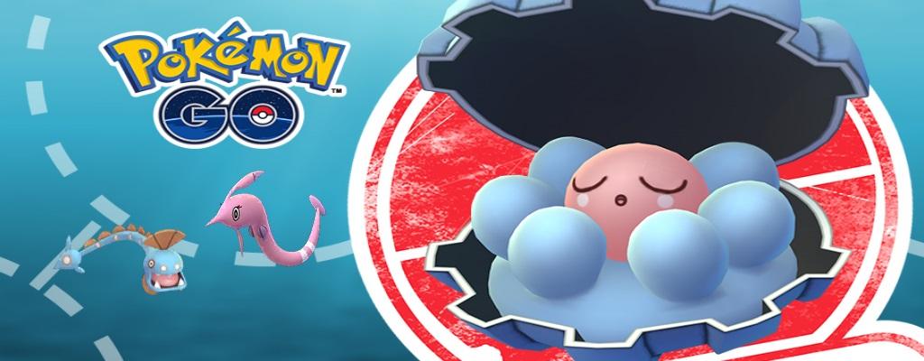 Pokémon GO startet am Wochenende Event mit neuem Pokémon Perlu